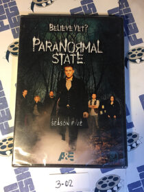 Paranormal State Season Five DVD Edition (2011) [302]