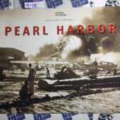 National Geographic Pearl Harbor Collector's Edition World War II Photo Book (2001)