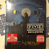 Pet Sematary 30th Anniversary Exclusive Mondo Steelbook Blu-ray Edition + Collector's Poster (2019) NEW SEALED [D45]