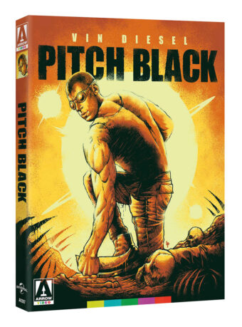 Pitch Black Blu-ray Special Edition (2020) Vin Diesel