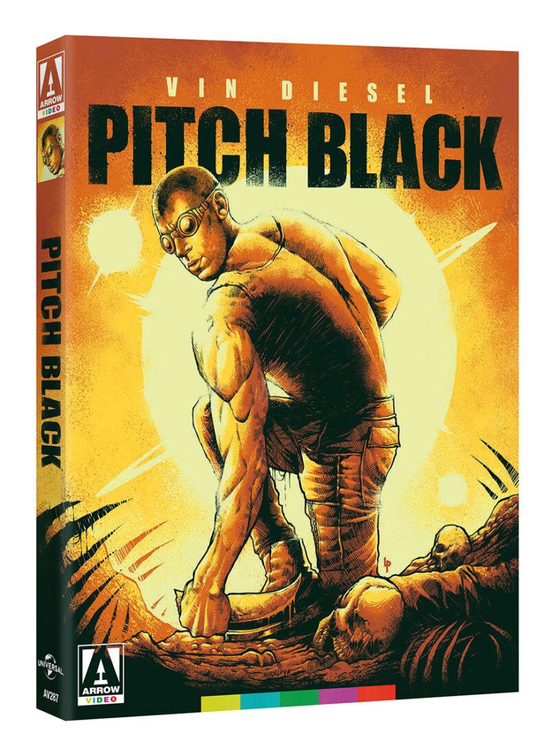 Pitch Black Blu-ray Special Edition (2020) Vin Diesel