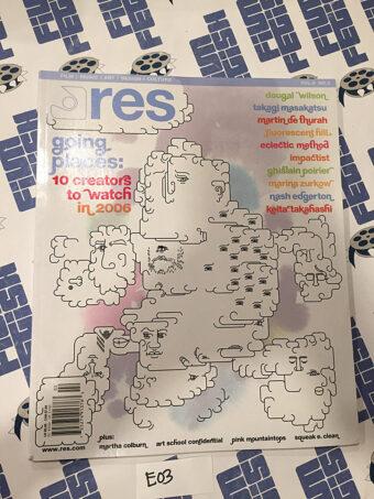 RES Magazine (March 2006, Vol. 9 No. 2) Dougal Wilson, Takagi Masakatsu, Eclectic Method [E03]