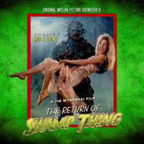 The Return of Swamp Thing Original Motion Picture Soundtrack CD (2019)