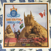 Sand Sculpting World Cup Atlantic City Official Program Guide (June 2014) [A06]