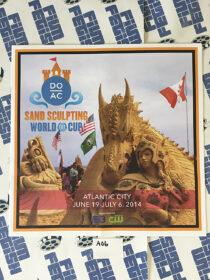 Sand Sculpting World Cup Atlantic City Official Program Guide (June 2014) [A06]