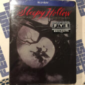 Sleepy Hollow Exclusive Limited Edition Steelbook Blu-ray (2019) Johnny Depp, Christina Ricci [D44]
