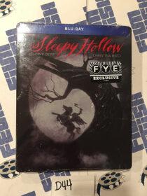 Sleepy Hollow Exclusive Limited Edition Steelbook Blu-ray (2019) Johnny Depp, Christina Ricci [D44]