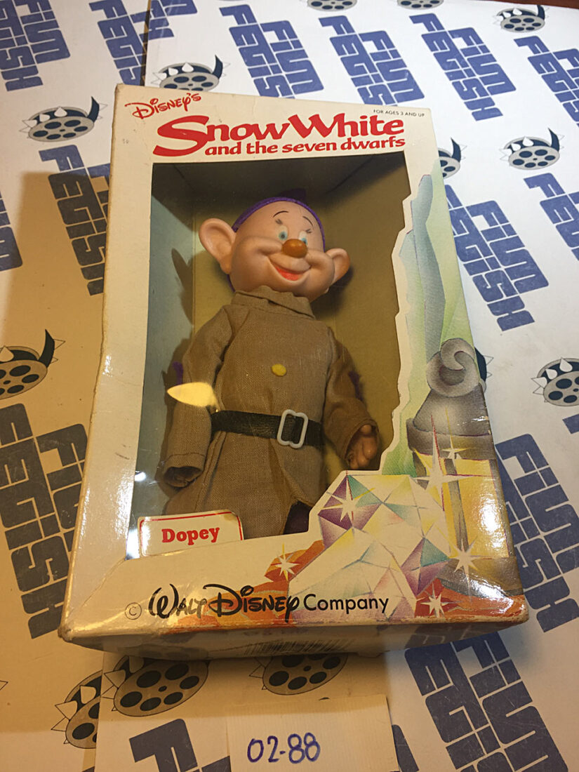 Disney's Snow White and the Seven Dwarfs Dopey Action Figure [0288]
