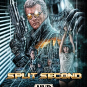 Split Second MVD Rewind Cult Collector's Edition Blu-ray + Mini-Poster (2020)