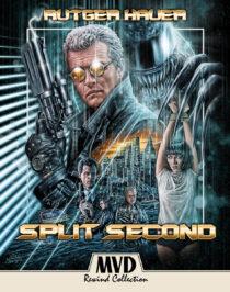 Split Second MVD Rewind Cult Collector's Edition Blu-ray + Mini-Poster (2020)