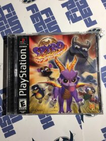 Spyro: Year of the Dragon SONY PlayStation PS1 (1998) Complete with Manual