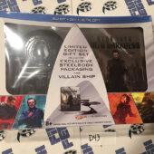 Star Trek Into Darkness Limited Edition Gift Set Steelbook Blu-ray + Hot Wheels Die-Cast Metal Collector Villain Ship (2014)