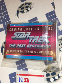 Star Trek: The Next Generation – To Boldly Go Collector Card Set (1992) [1250]