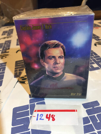 Star Trek: The Original TV Series Collector Card Set [1248]
