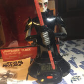 Star Wars Spinning Lightsaber Alarm Clock: The Inquisitor [295]