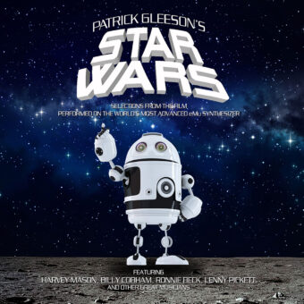 Patrick Gleeson's Electronic Star Wars Soundtrack CD