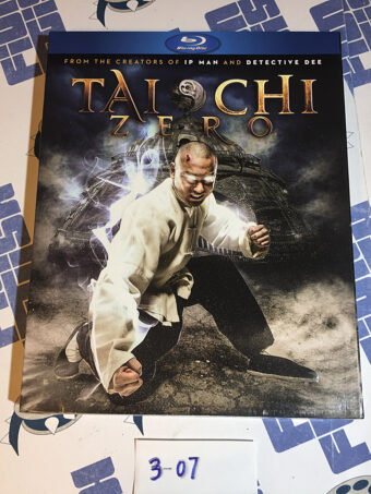 Tai Chi Zero Blu-ray Edition with Slipcover (2013) [307]