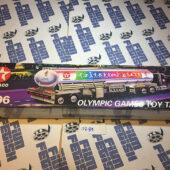 Texaco Limited Edition 1996 Olympic Games Collectible Toy Tanker Truck No. 3