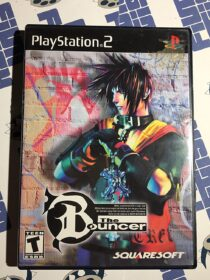 The Bouncer PlayStation 2 PS2 (2000) SquareSoft with Manual