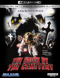 The House by the Cemetary 4K UHD Blu-ray Special Edition (2020)