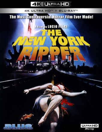 The New York Ripper 4K UHD Blu-ray Special Edition (2020)