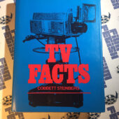 TV Facts: A Comprehensive Record of Television (1980) First Softcover Edition [257]