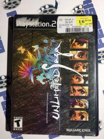 Akitoshi Kawazu Presents Unlimited Saga PlayStation 2 PS2 (2003) with Manual
