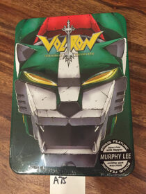 Voltron Defender of the Universe Collection Three with Collector Tin Case – Episodes 31-45 (2007) [A75]