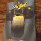 Voltron Defender of the Universe Collection Eight with Collector Tin Case – Episodes 109-124 (2009) [A77]