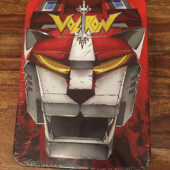 Voltron Defender of the Universe Collection Four with Collector Tin Case – Episodes 46-59 (2007) [A78]