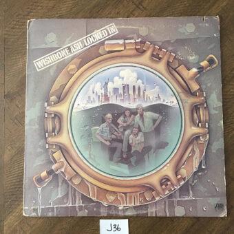 Wishbone Ash Locked In Vinyl Edition (1976) SD18164 [J36]