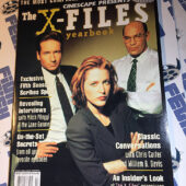 Cinescape Presents The X-Files Yearbook (1997) [695]