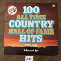 100 All-Time Country Hall of Fame Hits – Part One 2-Record Vinyl Set (1977) [J50]