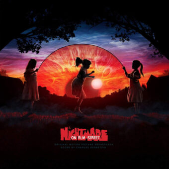 A Nightmare on Elm Street Original Motion Picture Soundtrack Limited Vinyl Edition