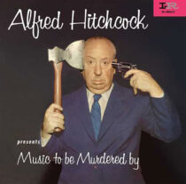 Alfred Hitchcock Presents Music to be Murdered By Vinyl Edition