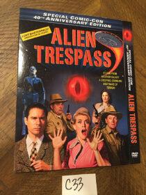 Alien Trespass Special San Diego Comic-Con 40th Anniversary DVD Slipcover (2009) [C33]