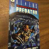 Aliens/Predator: The Deadliest of the Species No. 1 Dark Horse Comics (July 1993) [B72]