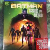 DC Universe Original Movie: Batman Assault on Arkham Featuring the Suicide Squad with Slipcover