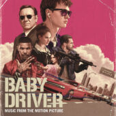 Baby Driver Music from the Motion Picture Soundtrack 2-Disc Vinyl Edition (2017)