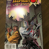 Bloodshot: Last Stand Valiant Comics (Vol. 1, March 1996) [B41]
