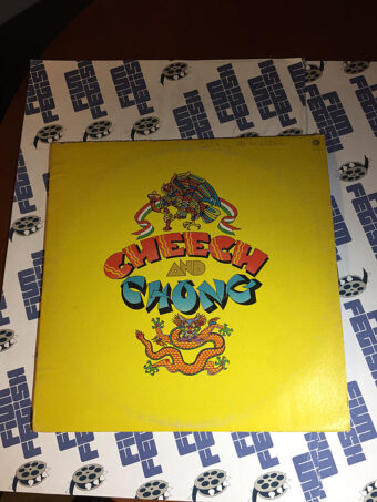 Cheech and Chong Comedy Album Original Vinyl Edition (SP-77019)