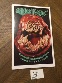 Chiller Theatre Program Guide Summer Extravaganza (June 2006) [C40]