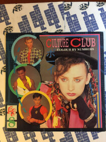 Culture Club Colour by Numbers including Karma Chameleon Original Vinyl Edition (1983)