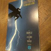 Frank Miller's Batman: The Dark Knight Returns Book One – First Printing (1986) [B37]