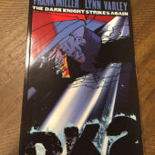 The Dark Knight Strikes Again DK2 (Book 2 of 3, 2001) Frank Miller, Batman [B36]