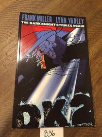The Dark Knight Strikes Again DK2 (Book 2 of 3, 2001) Frank Miller, Batman [B36]