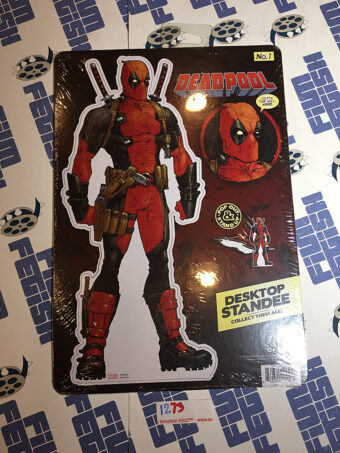 Marvel Deadpool 10.75 inch Pop Out Desktop Standee No. 1 [1273]