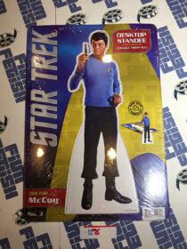Star Trek Doctor McCoy (DeForest Kelley) 10.75 inch Pop Out Desktop Standee No. 3 (2014) [1275]