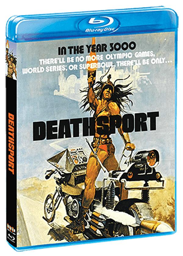 Deathsport Limited Edition Blu-ray