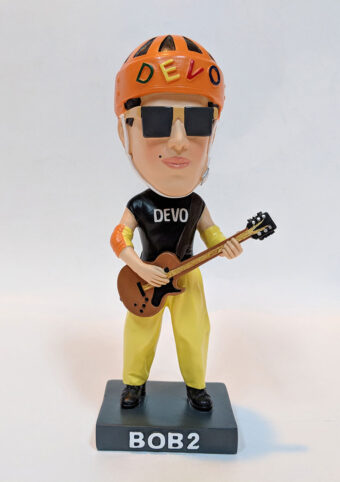 Devo Bob 2 Limited Edition Throbblehead (2019) Bob Casale